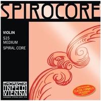 THOMASTIK Spirocore S15 cтруны для скрипки 4/4