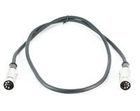 SZ-AUDIO AP-2505-1M Midi кабель, 5 pin - 5 pin,1 м.