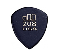 Dunlop 477P208 JD Jazztones Медиаторы, 6шт, большой острый кончик