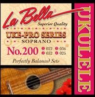 La Bella Set 200 струны для укулеле