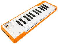 ARTURIA MICROLAB ORANGE USB MIDI мини-клавиатура