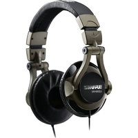 SHURE SRH550DJ Профессиональные DJ наушники