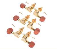 Alice AP-016V2JP Комплект 3+3 колковой механики, золото