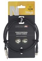 STAGG NAC1.5MPSMX4FR Аудио кабель