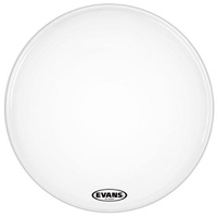 Evans BD24RACW EQ1 Resonant Coated White