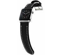 Cozistyle Leather Band for Apple Watch 42mm Black CLB010 Ремешок