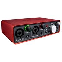Focusrite Scarlett 2i2 Аудиоинтерфейс