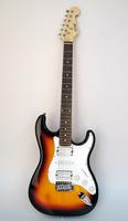 Homage HEG320SB Электро-гитара Strat