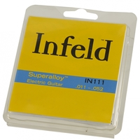 THOMASTIK Infeld IN111 струны для электрогитары, 11-52, сталь/спец. сплав