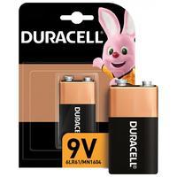 DURACELL 6LR61/6LF22/6LP3146 9V Батарейка тип 9V 1BL