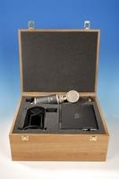Октава МКЛ-5000-КТ Микрофон конденсаторный ламповый, с блоком питания и амортизатором