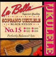 La Bella Ukulele 15 струны для укулеле