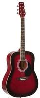 MARTINEZ FAW-702 TWRS Гитара акустическая