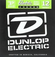 Dunlop DEN1254 Комплект струн для электрогитары, никелированные, Heavy, 12-54