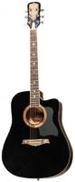 CRUSADER CF-6001CFM  Акустическая гитара черная