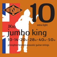 ROTOSOUND JK10 STRINGS PHOSPHOR BRONZE (A026701)