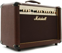 MARSHALL AS50D 50W 2X8` ACOUSTIC SOLOIST COMBO WITH HORN