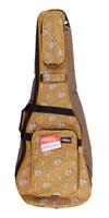 FORCE STD-A-YD (ЖЕЛТЫЙ С СОБАКАМИ) - Чехол для акустической гитары желтый с собаками