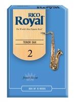 RICO ROYAL RKB1020  Набор тростей для саксофона тенор №2