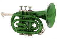 John Packer JP159GR Труба Bb компактная, зеленая