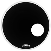 "Evans BD24RONX - 24"" EQ3 Resonant Onyx пластик для бас-барабана"