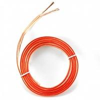 Электрическая мануфактура PAG2x075-10 Провод акустический гибкий плоский 2х0.75, медь, 10м