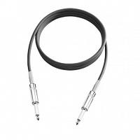 "SHNOOR IC124-JMeJMe-6m Инструментальный кабель с разъёмами 1/4"" TS Jack (моно) длина 6 м"