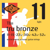 ROTOSOUND TB11 STRINGS 80/20 BRONZE (A026749)