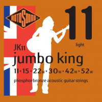 ROTOSOUND JK11 STRINGS PHOSPHOR BRONZE (A026702)