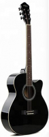 CARAVAN MUSIC HS-4010 BK Гитара акустическая