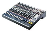 Soundcraft EFX12 микшерная консоль со встроенными эффектами