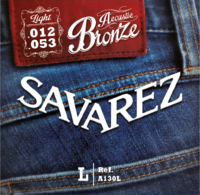 SAVAREZ A130L струны для акустической гитары