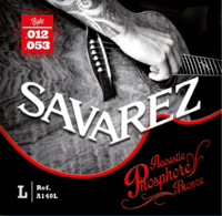 SAVAREZ A140L струны для акустической гитары