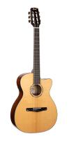 Cort Gold-OC8-NYLON-NAT Gold Series Классическая гитара со звукоснимателем, с вырезом