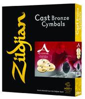 Zildjian A Custom 0A CUSTOM 2009 INTL BONUS BOX SET Набор тарелок