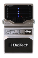 Digitech HT-6 PolyChromatic Tuner гитарная педаль