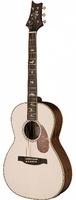PRS SE P20E Parlor W/Piezo Satin Antique White акустическая гитара, с чехлом