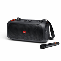 JBL Partybox On-The-Go черный 100W 1.0 BT (JBLPARTYBOXGOBRU) Колонка порт.