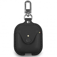Cozistyle Leather Case for AirPods - Black CLCPO010 Сумка