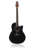 APPLAUSE Mid Cutaway Black  AB24II-5 гитара электроакустическая