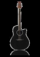 APPLAUSE Mid Cutaway Black  AB24II-5 гитара электроакустическая