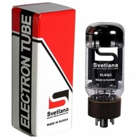 Svetlana 6L6GC-4 Комплект из 4-х ламп