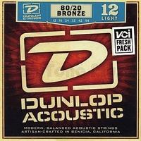Dunlop DAB1254 Комплект струн для акустической гитары