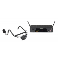 Samson Airline 77 Aerobics System (QE/AH7 CR77) E4 ◊ Airline 77 QE/AH7 CR77 головная микрофонная радиосистема для фитнеса