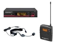 SENNHEISER EW 152 G3-A-X радиосистема с головным микрофоном ME 3-ew