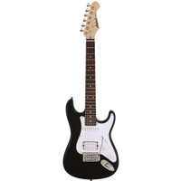 ARIA STG-MINI BK Гитара электрическая (уменьшенная)