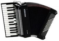 HOHNER Bravo II 48 (A1052) 1/2 black Детский аккордеон