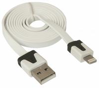 Defender ACH01-03P USB кабель USB(AM)-Lightning(M)