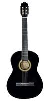 VESTON C-45A BK (С АНКЕРОМ) Классическая гитара 4/4