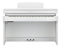 Yamaha CLP-645WH Цифровое пианино